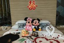 Steven & Susanty by FLorganizer ~ Wedding Planner & Organizer