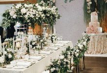 NORBERT & TIARA by FLorganizer ~ Wedding Planner & Organizer