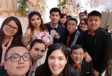 WILLIEM & JESSICA by FLorganizer ~ Wedding Planner & Organizer