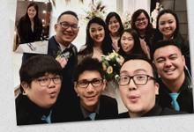Clausen & Clarina by FLorganizer ~ Wedding Planner & Organizer