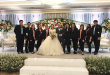 Franky & Cecilia Wedding by FLorganizer ~ Wedding Planner & Organizer