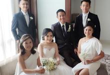 DAVID & MONIC by FLorganizer ~ Wedding Planner & Organizer
