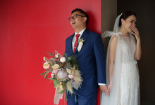 STEFANY & SUNARDI by FLorganizer ~ Wedding Planner & Organizer