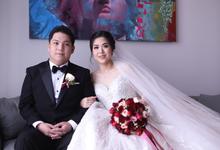 DICKY & VINA by FLorganizer ~ Wedding Planner & Organizer