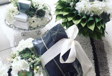 Hantaran/Wedding Dowry by Florist By HaejaBudiman