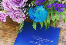 M+J wedding by Flower Getaway