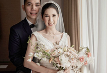 L+N wedding by Flower Getaway