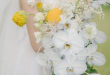 A + M Wedding by Flower Getaway