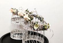 Flower Display by La Belle Vie flower