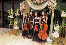 Wedding of Bryant & Bethany by Vocalise Pte Ltd