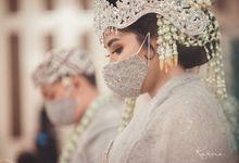 Manda - Raffi Wedding by Karna Pictures