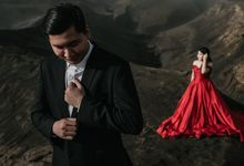The Prewedding of Yogi & Fiona by Flexo Photography