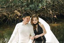 The Prewedding of Ronny & Shyeren by Flexo Photography