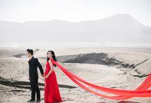 The Prewedding of Achmad & Ririn by Flexo Photography