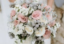 Romantic Soft Colorful Theme by WiB flowers