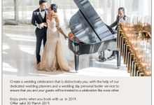 Wedding Bliss Special Offer by InterContinental Jakarta Pondok Indah