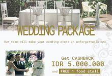 WEDDING FAIR 22 - 24 FEBRUARY 2019 AT PRJ by Mercure Jakarta Sabang