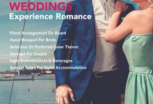 Wedding Packages by The Yacht Club
