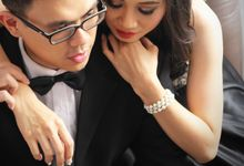 Prewedding outdoor by Archa makeup artist