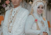 Story of Fika & Oriza by grooms.id