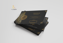 Wedding Card Invitation by Inget Undang