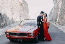 PREWEDDING PHOTO ANTHONY & IRENE by StayBright