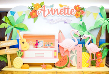 Annette 1st birthday  by Forever Planner