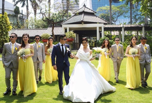 Yan & Clair wedding by Forever Planner