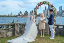 Sydney Harbour Wedding Ceremony by Orna Binder Wedding Celebrant