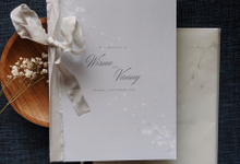 Wisnu & Vanny Invitation by Fornia Design Invitation
