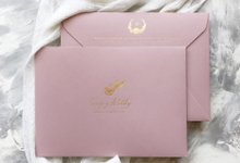 Farin & Robby Wedding Invitation by Fornia Design Invitation