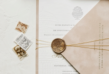 Jack & Fraya by Fornia Design Invitation