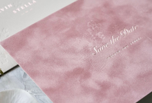 Melvin & Stella by Fornia Design Invitation