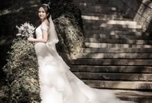 Makeup and Styling of our Brides by Cang Ai Wedding