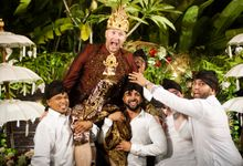 Dee & Thomas Balinese Wedding Ceremony and Garden Reception by Taman Prakerti Bhuana