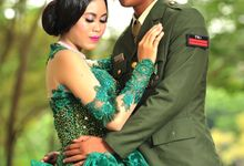 Prewedding Agung and Mukti by MNphotographyservice