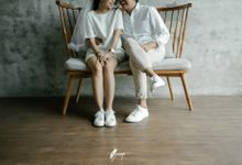 The Prewedding of Niken & Dipo by yourmate
