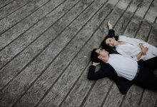 The Prewedding of Ethania & Anro by yourmate