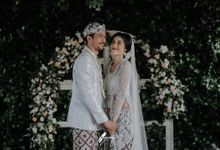 THE WEDDING OF ANDRI & CINDY by yourmate