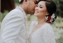 The Wedding of Dinda & Ega by yourmate