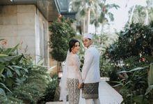 The Wedding of Arsyilla & Efsa by yourmate