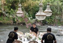 Table d'Or set up by Table d'Or