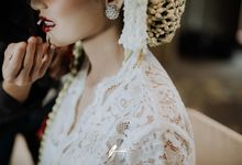 THE WEDDING OF RIDHA & KHRISNA by yourmate