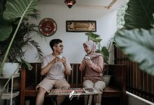 The Prewedding of Rahardian & Annisa by yourmate
