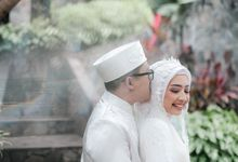 The Wedding of Astri & Edo by yourmate