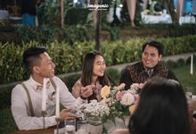 The Wedding of Rachma Dika by Dibalik Layar