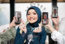 The Wedding Of Dea Bestari & Dani Pristiyan by yourmate