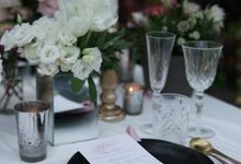 Table dOr set up by Table d'Or