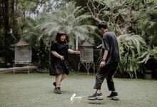 THE PREWEDDING OF Gilang & Ines by yourmate
