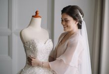 Wedding of Dennis & Stella by JP Wedding Enterprise